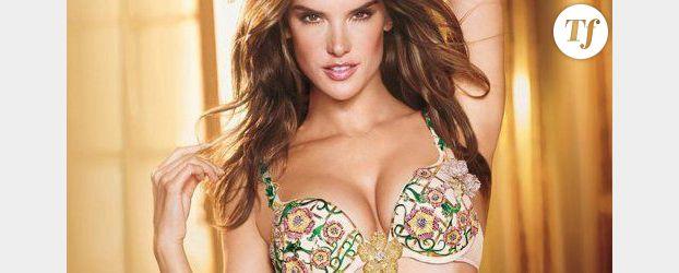 """Le """"Fantasy Bra"""" de Victoria's Secret, un soutien-gorge à 2,5 millions de dollars"""
