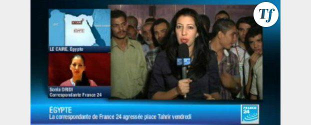 Égypte : la journaliste Sonia Dridi victime d'attouchements sexuels place Tahrir