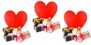 St Valentin : Dernières heures pour un cadeau en urgence !