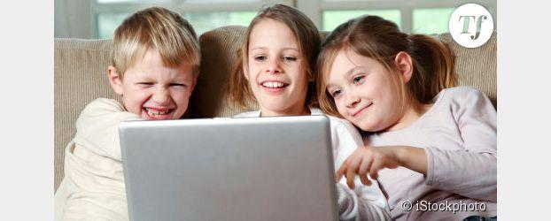 Internet : quelle est la responsabilité des parents quand les enfants surfent?