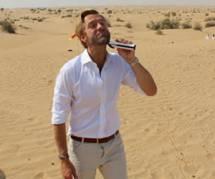 D8 - Amazing Race : nouveau départ pour Alexandre Delpérier