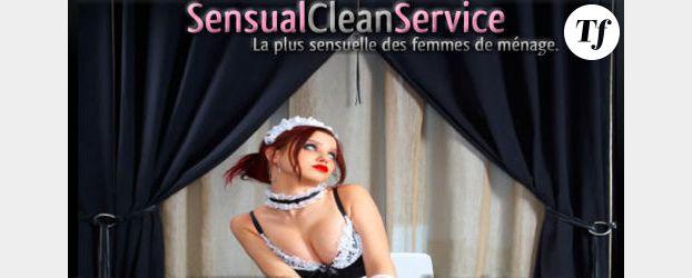 Sensual Clean Service : un site loue des femmes de ménage-soubrettes