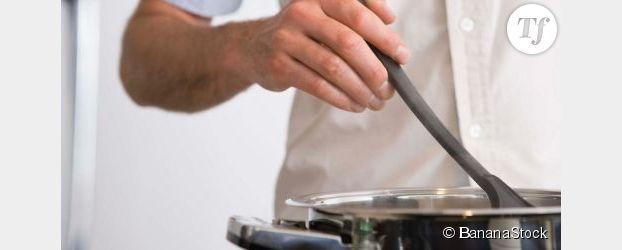 La cuisine, un plaisir pour de plus en plus d'hommes