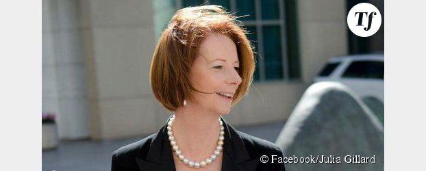 La Première ministre australienne se révolte contre le sexisme et la misogynie