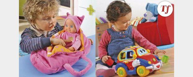 """Super U propose un magazine de jouets """"dé-genrés"""""""