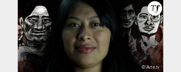 Alma, 26 ans, rescapée de l'enfer d'un gang ultra-violent au Guatemala