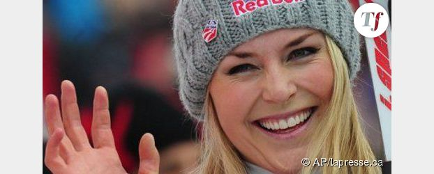 Ski : Lindsey Vonn ne peut pas concourir avec les hommes