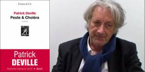 """Peste & Choléra"" de Patrick Deville remporte le prix Femina"
