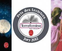 Prix des Lectrices Terrafemina - Le Livre de Poche 2012 : Le roman favori de juillet
