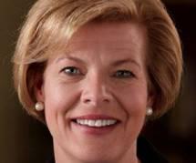 Etats-Unis : Tammy Baldwin, première sénatrice lesbienne au Congrès