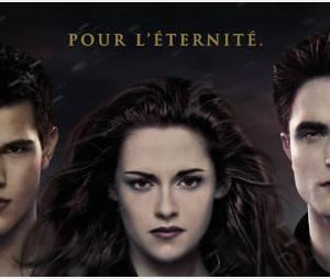 Twilight 5 :Taylor Lautner parle du couple Pattinson Stewart