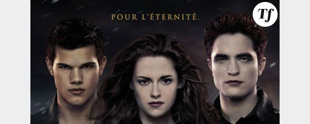 Twilight 5 :Taylor Lautner parle du couple Pattinson Stewart