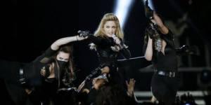 Madonna danse le « Gangnam Style » lors d'un concert