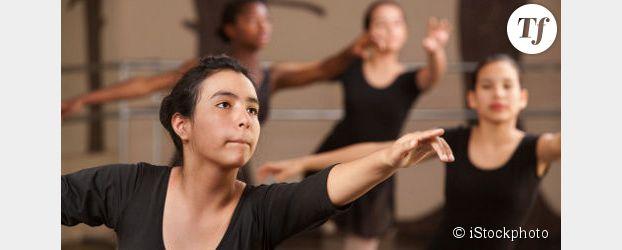 La danse améliore la confiance en soi des adolescentes