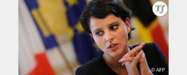 Najat Vallaud-Belkacem à Ouistreham : pour un temps partiel minimal de 20 heures