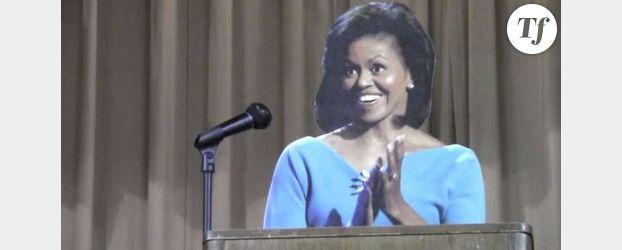 Obésité infantile aux USA : les élèves se rebellent en chanson contre Michelle Obama