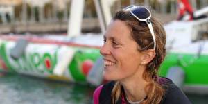 Vendée Globe : Samantha Davies, skipper et mère indigne ?
