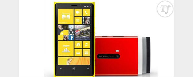 Nokia Lumia 920 : pas disponible dans la boutique Free Mobile
