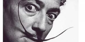 Salvador Dali prend Paris d'assaut depuis le Centre Pompidou
