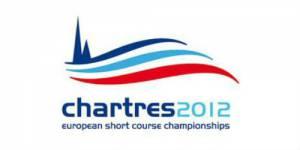 Championnats d'Europe de natation Chartres 2012 : programme du 23 novembre
