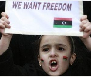 Kadhafi jugé par la communauté internationale