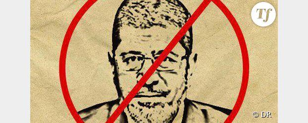 """Egypte : """"Morsi, c'est fini"""""""