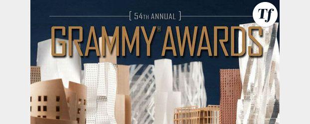 Grammy Awards 2013 : la liste des nominations
