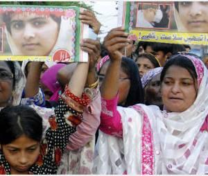 Malala érigée en héroïne par l'Unesco