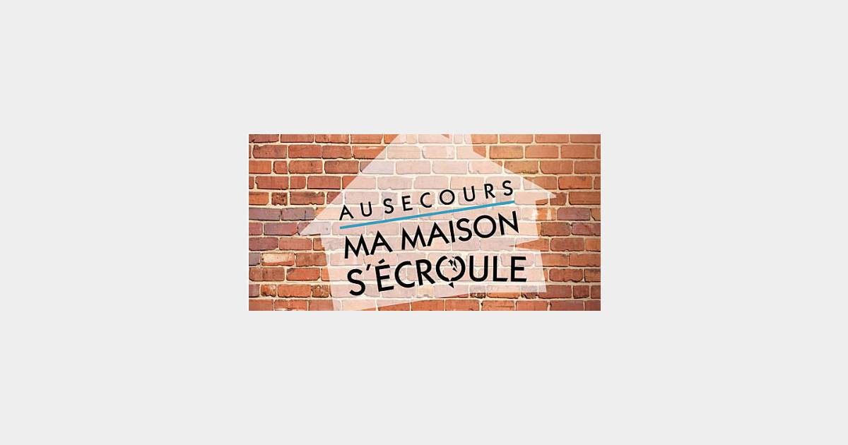 Au secours ma maison s croule sur m6 replay for M6 replay deco