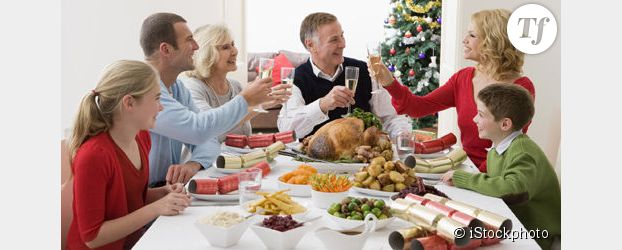 Premier no l chez la belle famille 5 conseils pour y for Idee repas convivial en famille