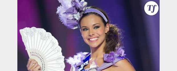 Miss France 2013 : Marine Lorphelin voulait être chirurgienne - Vidéo
