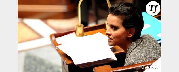 Najat Vallaud-Belkacem est la révélation politique de l'année 2012