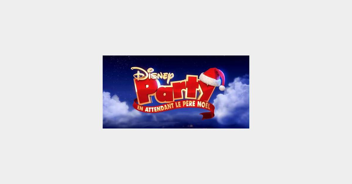 Disney Party De Noel En Direct Live Streaming Et Sur M6 Replay