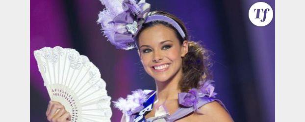 Miss France 2013 : Marine Lorphelin rentre en Bourgogne - Vidéo