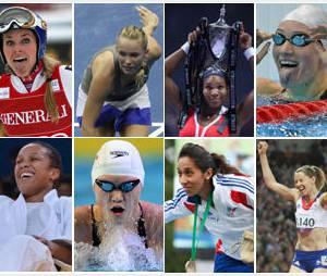 Muffat, Williams, Sharapova, Dumerc... Ces sportives qui nous ont fait vibrer en 2012