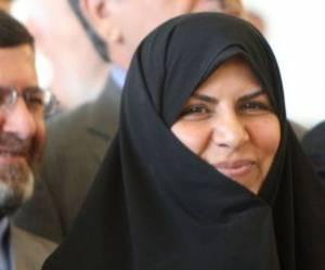 Iran : l'unique femme ministre Marzieh Vahid Dastjerdi limogée