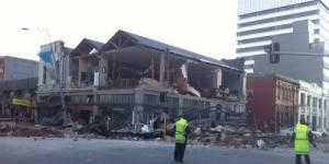 Deux minutes de silence pour la Nouvelle-Zélande, une semaine après le séisme