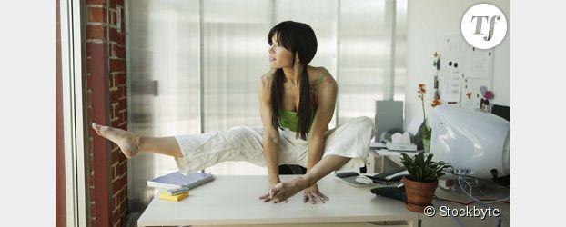 du sport au bureau 5 exercices pratiquer devant lordinateur