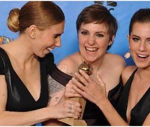"Golden Globes 2013 : ""Girls"" et Adele primées, Jodie Foster remarquée"