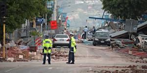 Le séisme de Nouvelle-Zélande : l'oublié de l'Actu