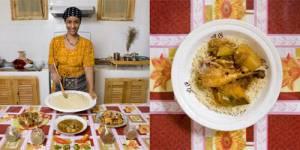 Couscous au poulet et aux légumes : la recette de grand-mère venue d'Algérie