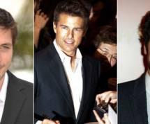 Duris, Cruise, Personnaz, Grey : le top 20 des hommes à ne pas manquer en 2013