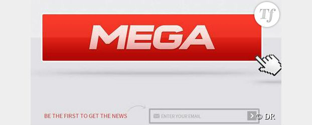 Mega : adresse du nouveau site Megaupload
