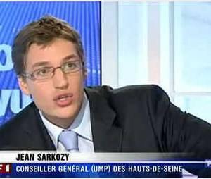 Jean Sarkozy devient professeur