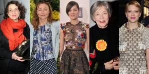 Nominations César 2013 : Cotillard, Seydoux, Bruel, Luchini...
