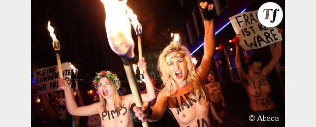 Davos : Femen et femmes d'influence crient leur ras-le-bol
