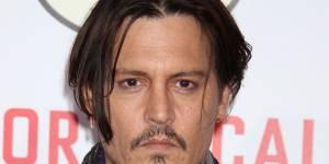 """Johnny Depp : blessé sur le tournage de """"Pirates des Caraïbes 5"""", il est rapatrié aux Etats-Unis"""