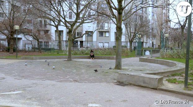 Haya El Ali vit désormais réfugiée à Paris
