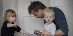Voilà ce qui se passe lorsque les hommes ont droit à un vrai congé de paternité