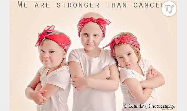 """""""On est plus fortes que le cancer !"""""""